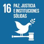 Objetivo 16: Paz, justicia e instituciones sólidas