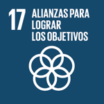 Objetivo 17: Alianza para lograr los objetivos
